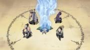 The Anbu guarding Tsunade