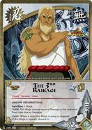 Carta Naruto Storm 3 Tercer Raikage