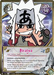 Jiraiya Chibi TP4