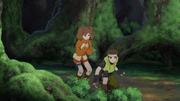 Namida e Wasabi na espreita