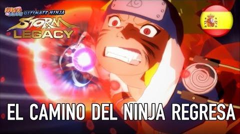 CuBaN VeRcEttI/Bandai anuncia más detalles sobre Naruto SUNS Legacy y Naruto SUNS Trilogy
