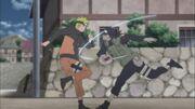 Naruto vs. Hayate