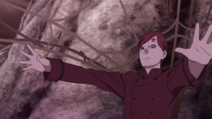 Telaraña de Arena Anime