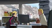 Boruto le grita a Naruto
