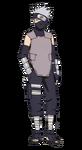 Kakashi - 14 anos (Render)