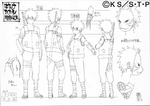Diseño Apariencia ANBU joven por Pierrot