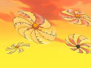 Flower Shuriken