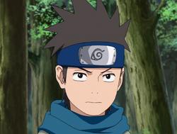 Konohamaru Sarutobi profilo 1