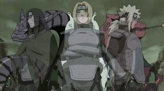 Kushina vs raikage - 1 6