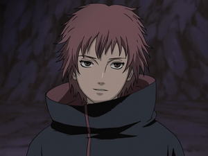 Sasori's Real Face