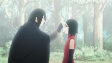 Sasuke și Sarada