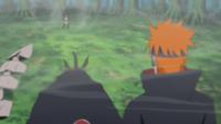 Liberação de Vento - Grande Destruição (Orochimaru-Anime)