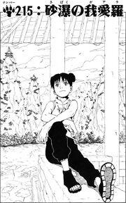 Naruto Capítulo 215 Tankōbon