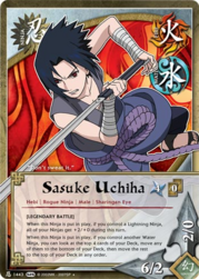 Sasuke II Carta