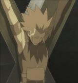 Shinobi desconhecido de Iwa