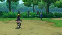 Shuriken de Liberação de Vento (Boruto - Game)