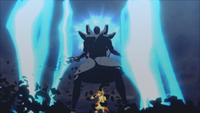 Explosão de Chakra da Estátua Demoníaca do Caminho Exterior (Game)