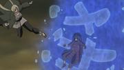 Heaven spear kick