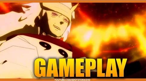 Cronos Longbay/Naruto Strom 4: El éxito rotundo de la demo y 5 Vídeos del versus