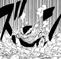 Técnica do Cesto de Compra Destruidor - Kashin Koji (Mangá)