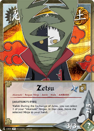 Zetsu TP2