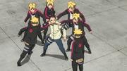Clones Vs Shikadai
