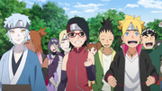 Graduação Genin (Anime)