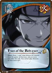 Ojos del Traidor TP4