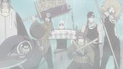 Siete Espadachines Ninja de la Niebla Anime
