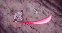Ōdachinagi Variante de Bisento Anime