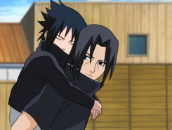 Brothers Distance Among the Uchiha