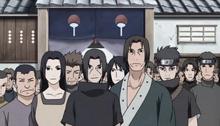 Clan Uchiha en los tiempos de Fugaku