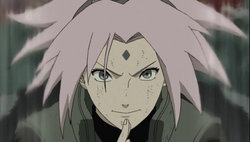 Sakura rilascia il sigillo yin