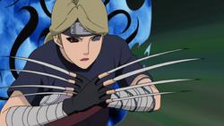 Yugito nella sua trasformazione imparziale