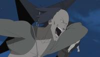 Chūshin se prepara com sua Fūma Shuriken