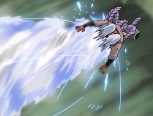 Doble Colmillo de Lobo Anime