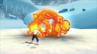 Katon Dança Selvagem da Onda Explosiva (Game)