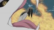 Orochimaru Pierced By Susanoo