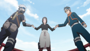 The Formation of Team Minato