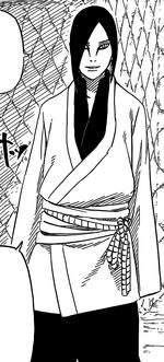 Orochimaru's Current Attire