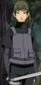 Segunda versión de Chaleco táctico de Takigakure mostrado en el anime