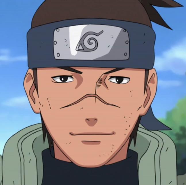 Iruka Naruto