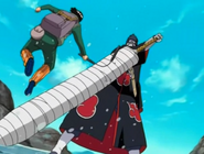 Kisame vs Guy