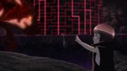 Miina convence Naruto