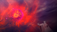 Momoshiki transforma Kinshiki (Storm 4)