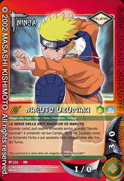 Naruto carta