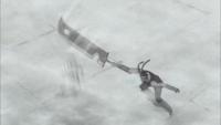 Cintilação Corporal na Névoa (Kakashi - Anime)