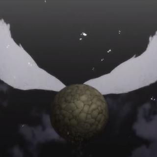 ...para formar una gigantesca esfera rodeada de <a href=
