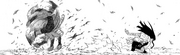 Neji derrota Kidōmaru