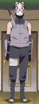 Yamato ANBU cuerpo completo